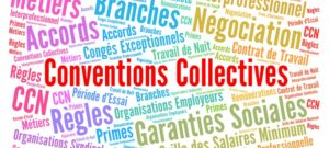Liste des conventions collectives nationales (CCN)